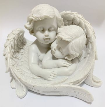 Cherub Couple WRAP in WING 76016